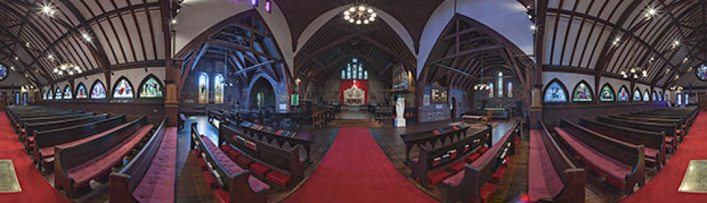 St. Saviour's Episcopal Church, Bar Harbor, Maine